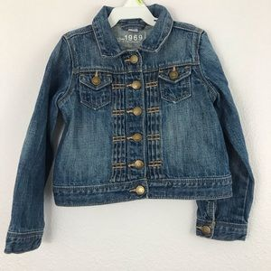 Toddler Jean jacket